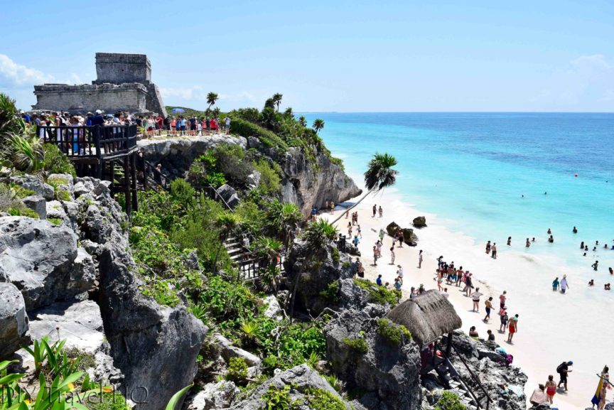 How To Get To Tulum Ruins Amp Diy Temple Tour Diy Travel Hq