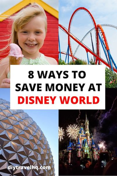 Planning a trip to Disney World? Check our our list of Disney World tips and tricks and find out how to save money on Disney World food, tickets, accommodation and more #disneyworld #disney