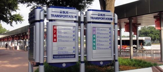 Epcot Transportation Center