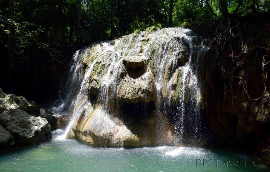 Finca el Paraiso Waterfall