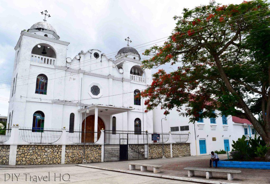 Flores Church Nuestra Senora de los Remedios