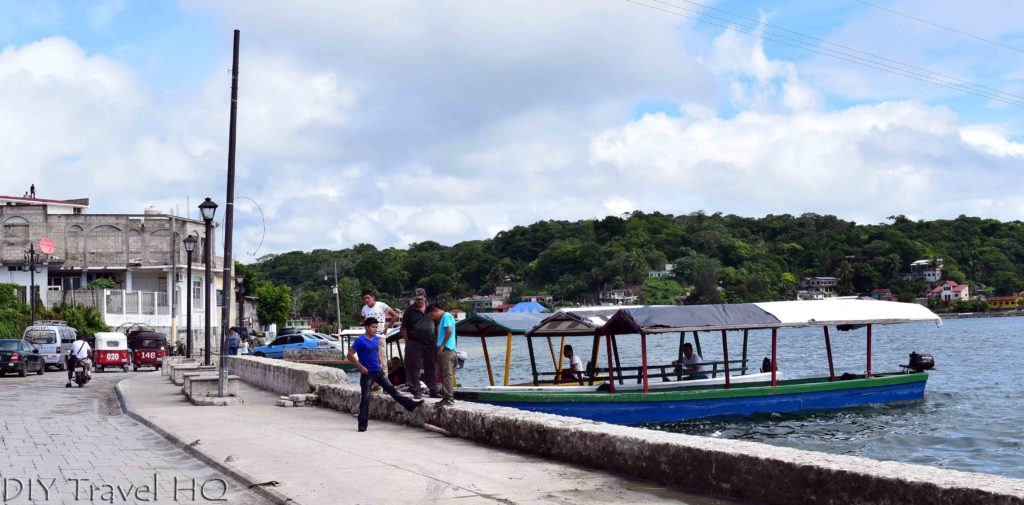 Flores Ferry Landing to San Miguel