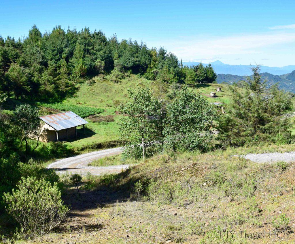 Hike to San Juan Atitan Shortcut from First Ridge