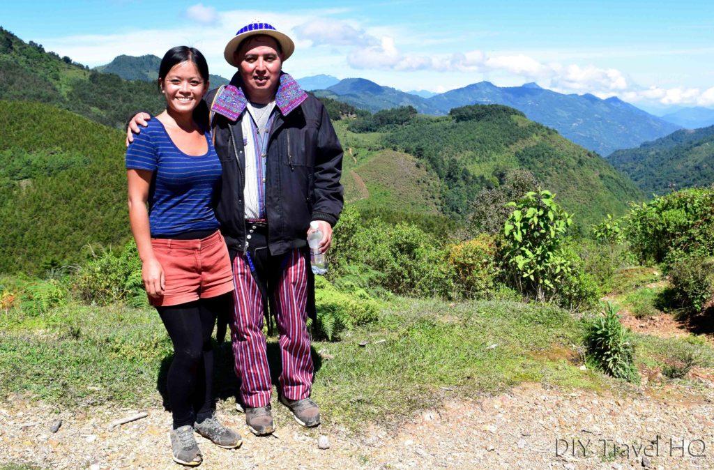 Hike to San Juan Atitan with a Todosantero
