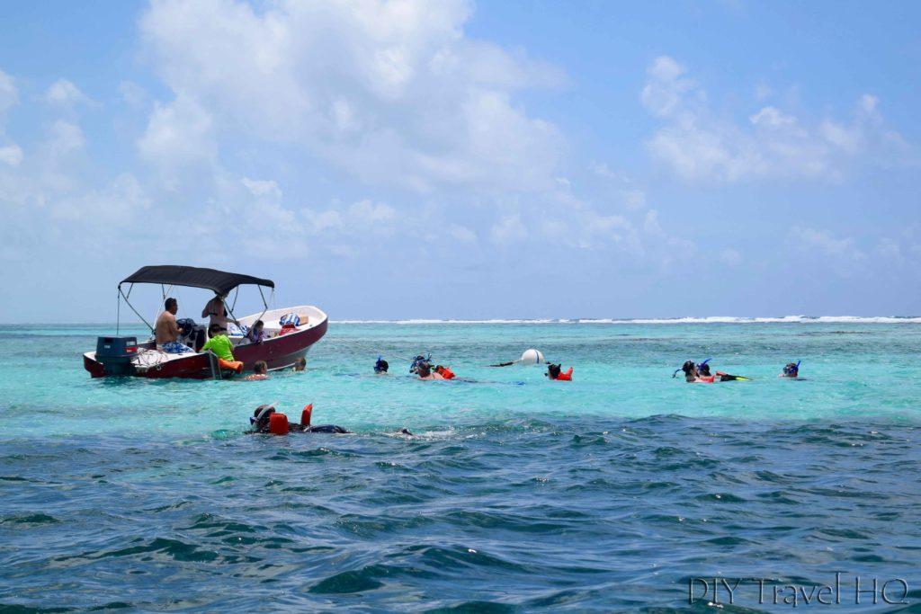 Hol Chan Marine Reserve tour