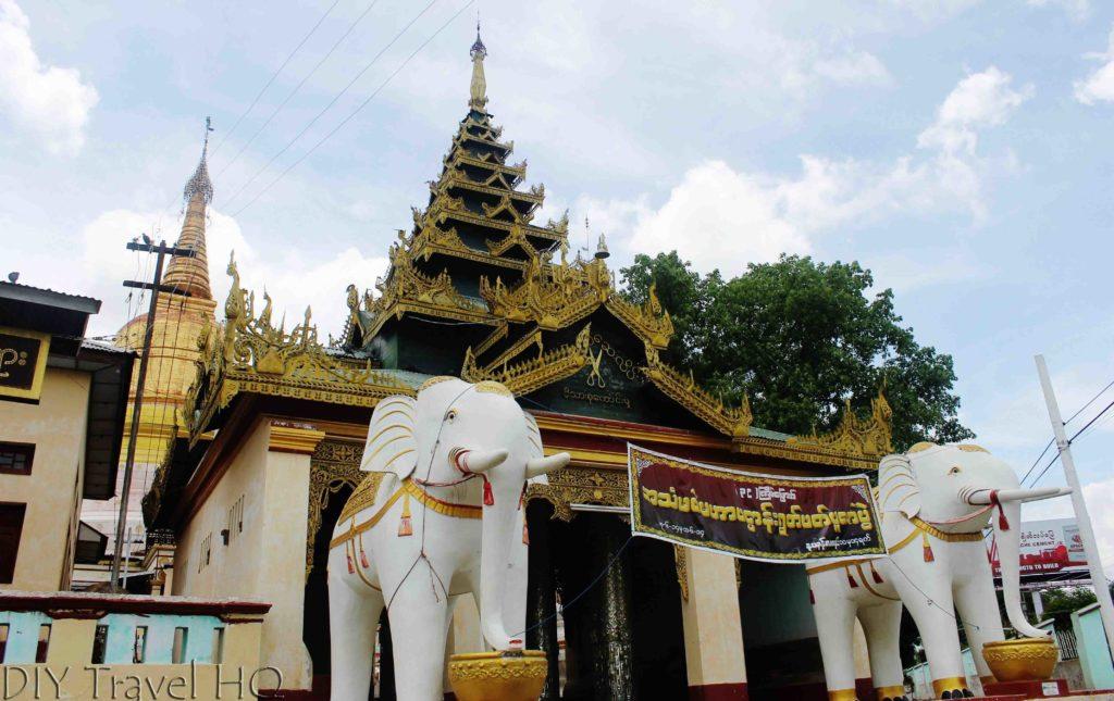 Pagoda of Many Elephants