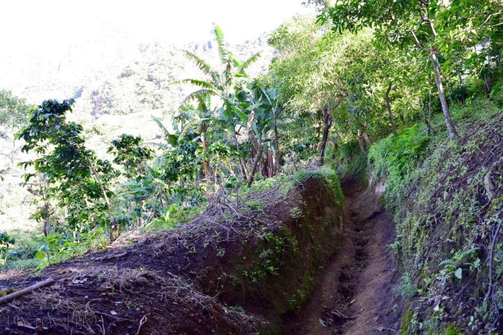 Indian Nose Path from San Juan La Laguna