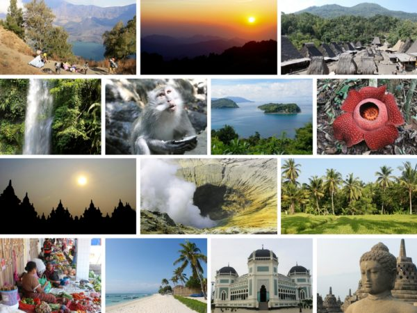 Best of Indonesia Budget Travel