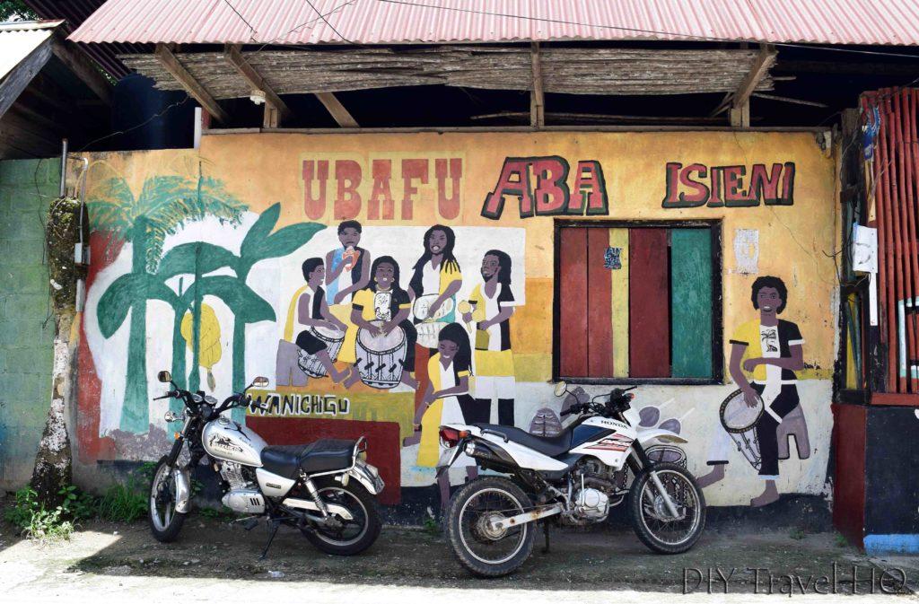 Livingston Garifuna Culture