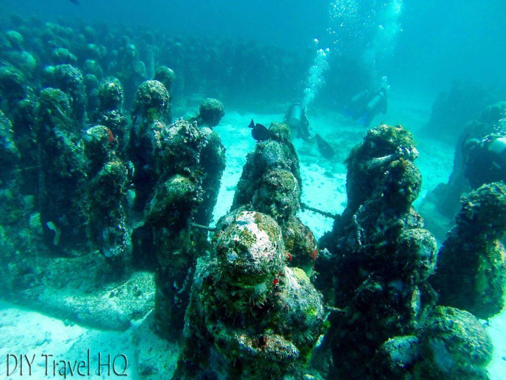 Dive Isla Mujeres at MUSA