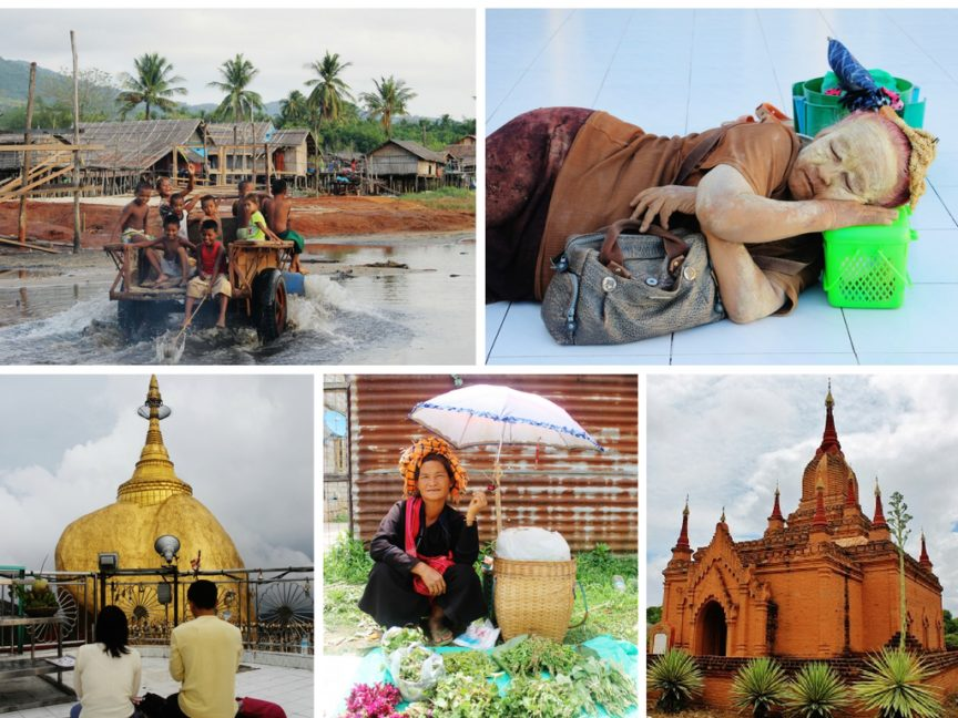 Myanmar Destination Guide: Where to Go in 28 Days