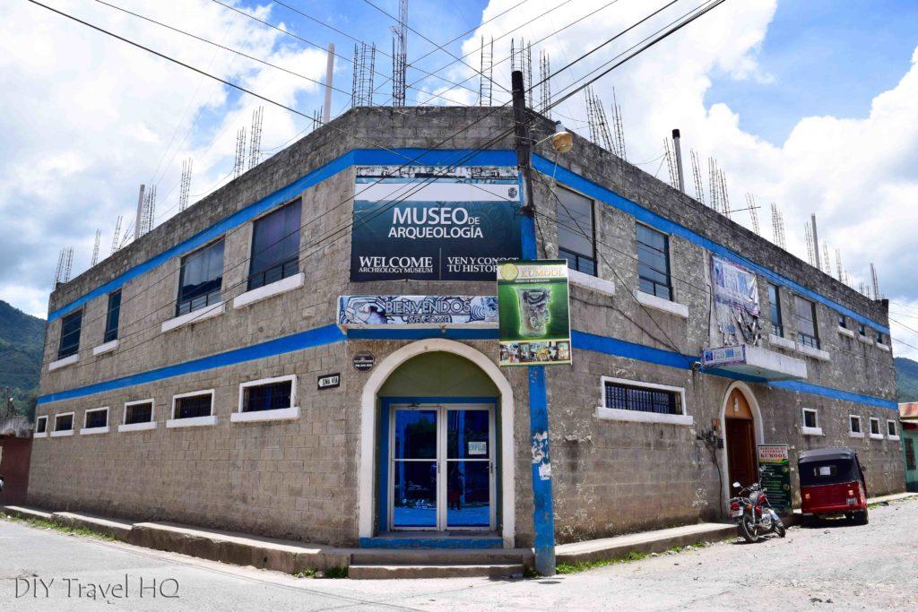 Nebaj Museo de Arqueologia