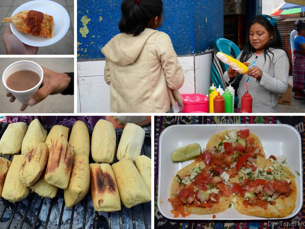 Nebaj Street Food