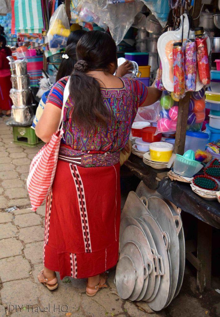 Nebaj Traditional Clothing