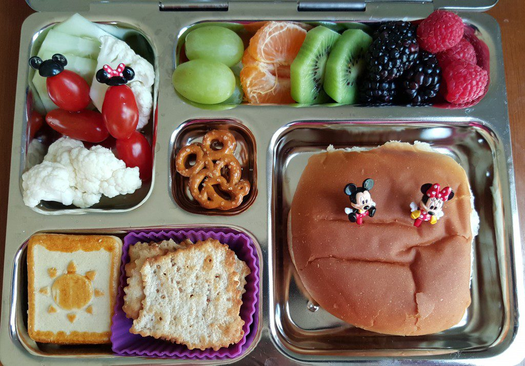 Packed lunch for Disney World