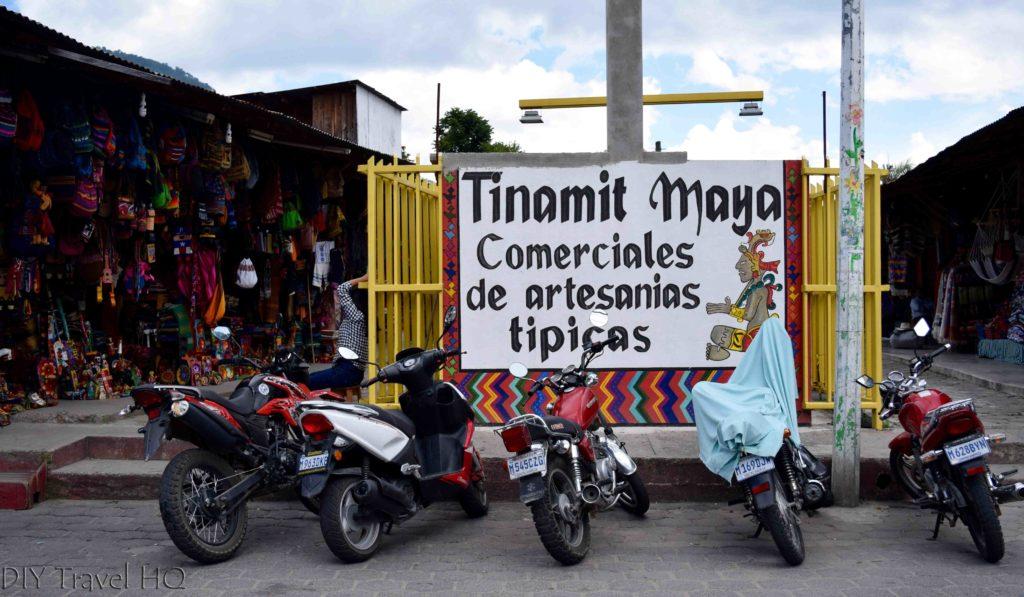 Panajachel Tinamit Maya Arts and Crafts Market
