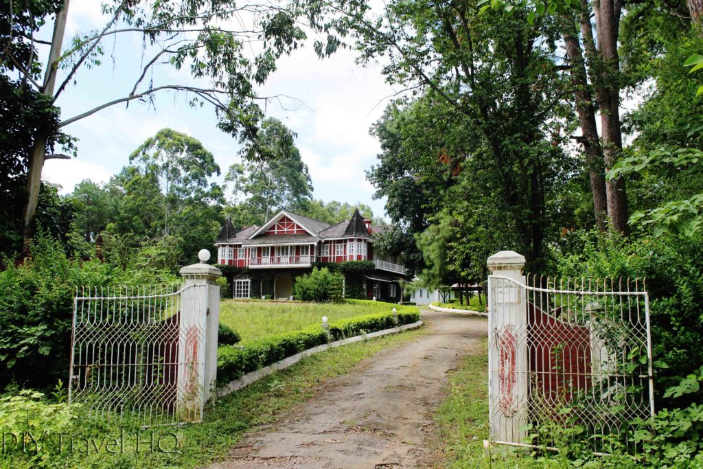 Candacraig Mansion