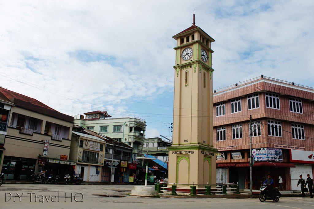 Big Ben of Pyin Oo Lwin