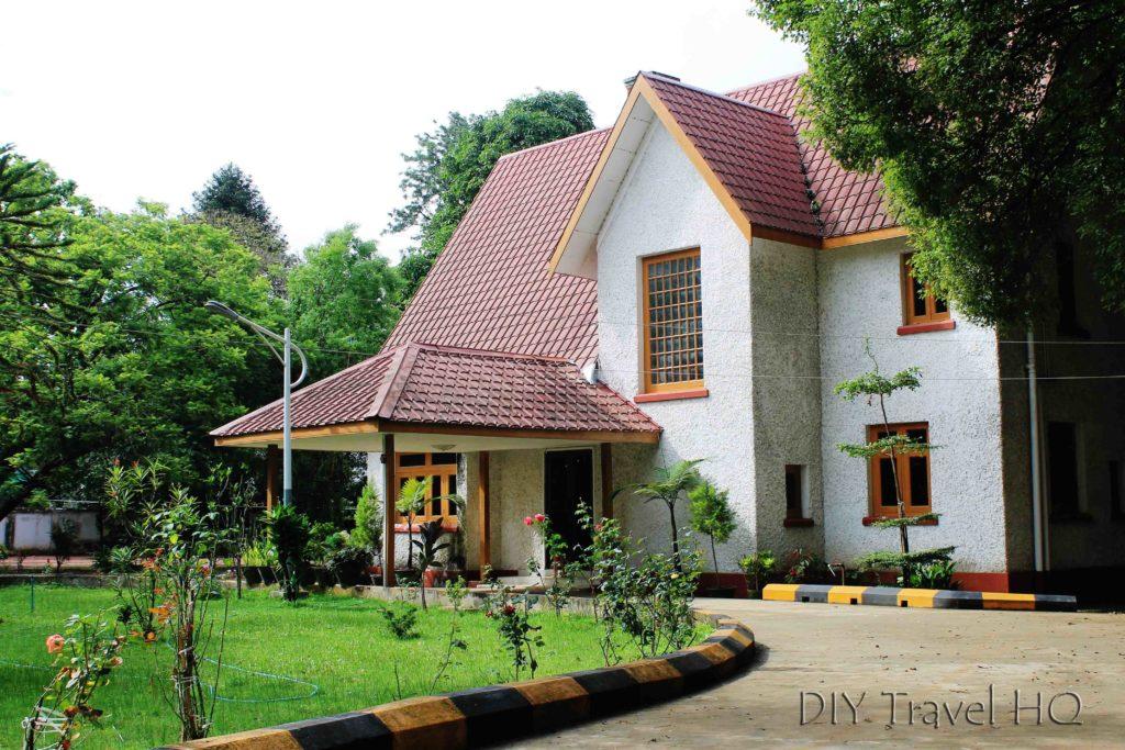 Mansion in Pyin Oo Lwin