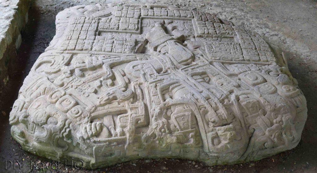 Quirigua Altar P