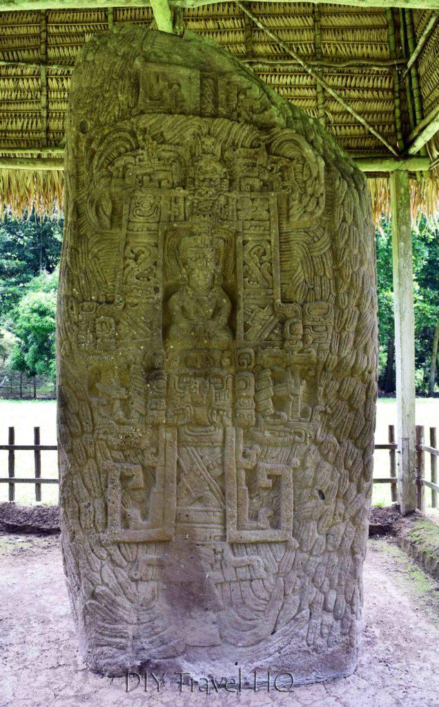 Quirigua Stela I