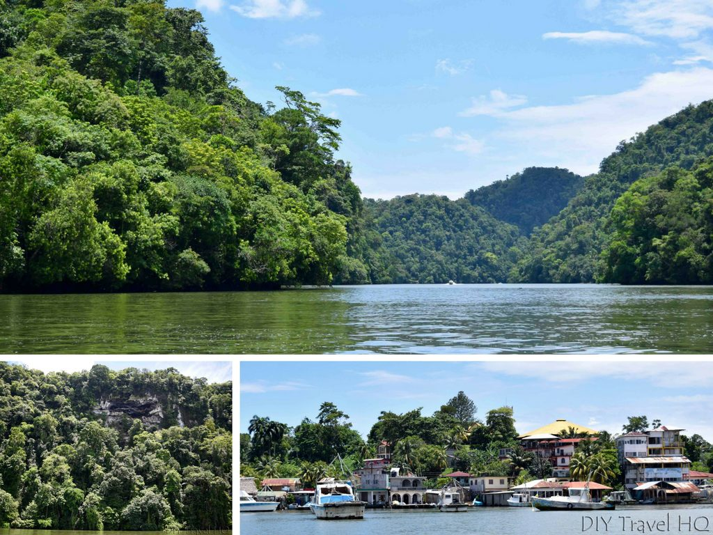 Rio Dulce Boat Tour Gorge & Livingston