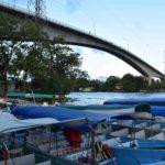 Rio Dulce Town: An Unpleasant Base