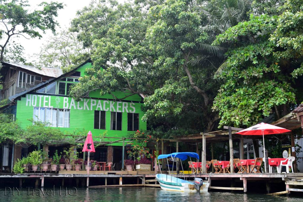 Rio Dulce Town Hotel Backpackers