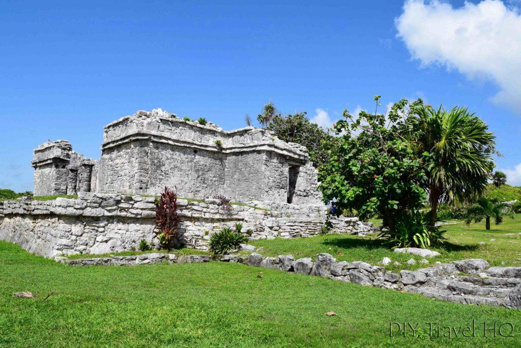 Tulum Ruins Archaeological Sie
