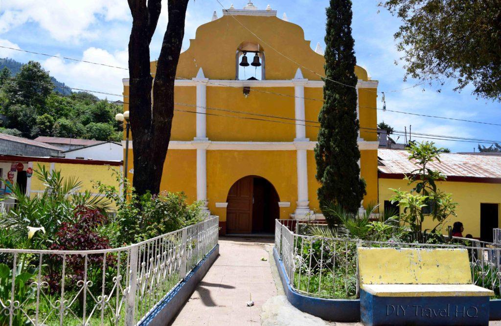 San Juan Atitan Church