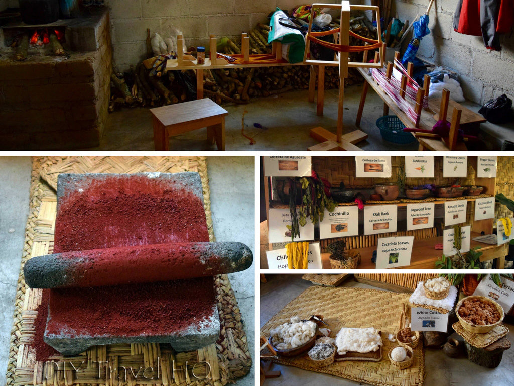 San Juan La Laguna Weaving Demonstration