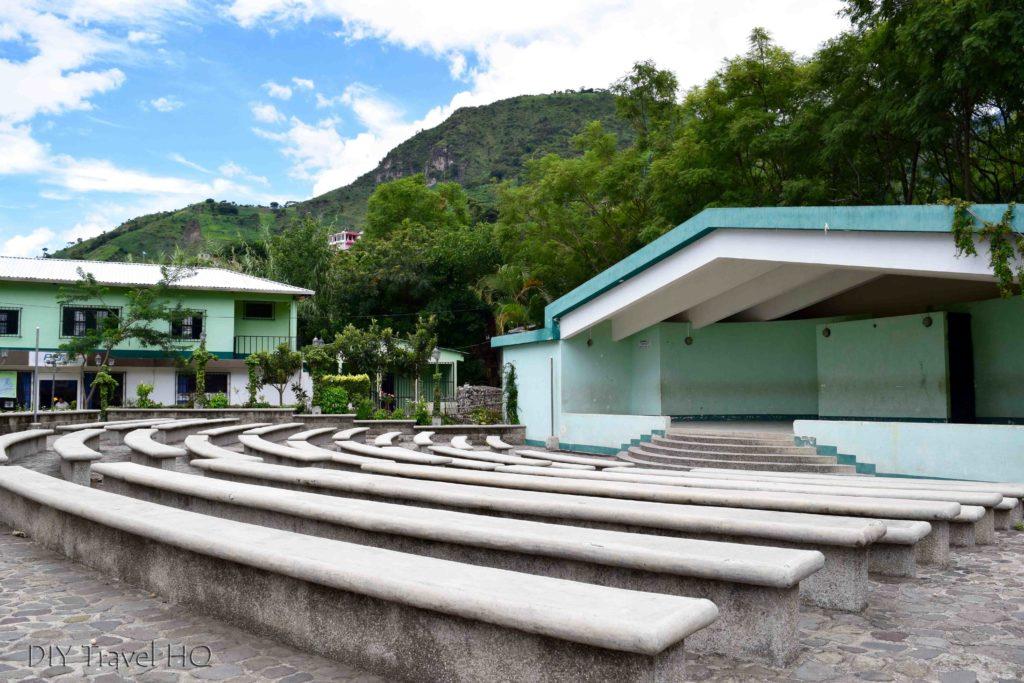 San Marcos La Laguna Auditorium