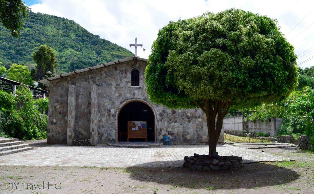 San Marcos La Laguna Church