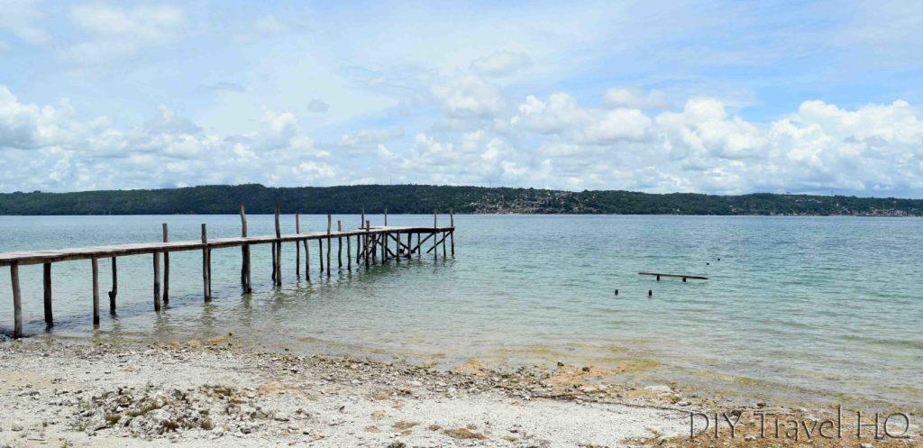 San Miguel Playa El Chechenal Pier
