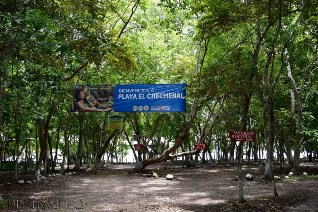 San Miguel Playa el Chechenal Grounds
