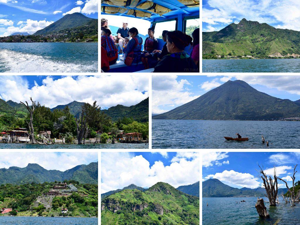 San Pedro La Laguna to San Marcos La Laguna Boat Ride