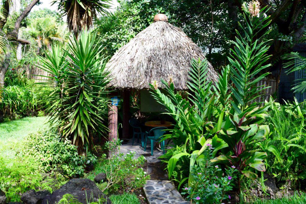 Classroom hut San Pedro