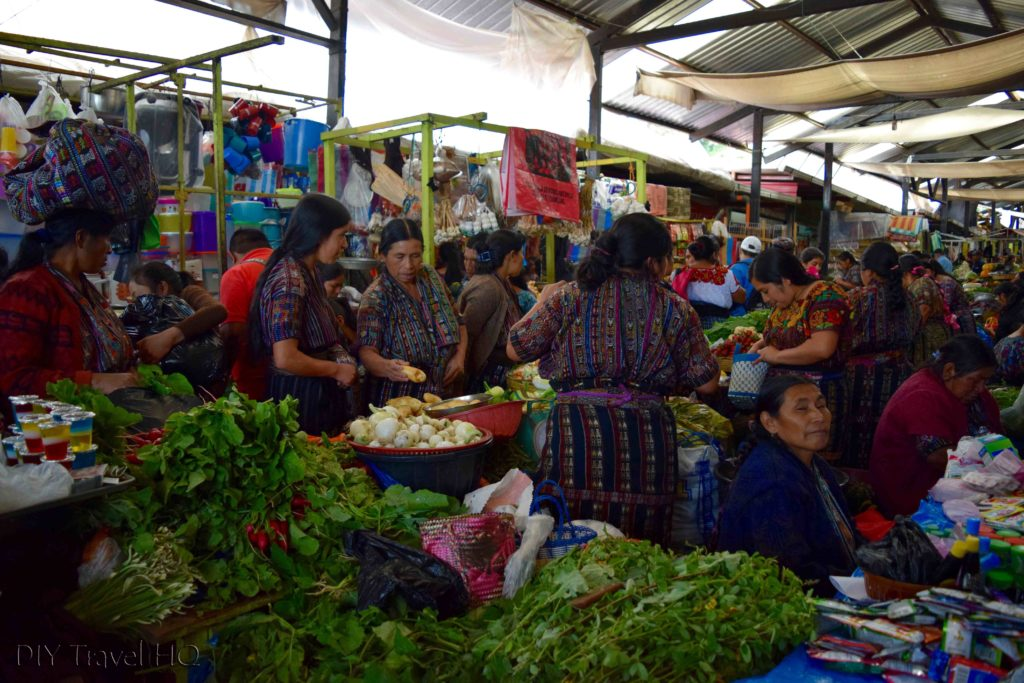 Solola Covered Market
