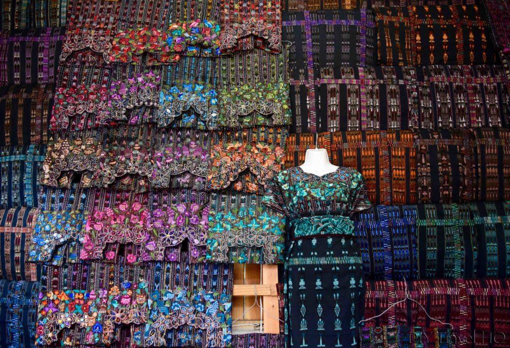 Solola Traditional Clothing Vendor