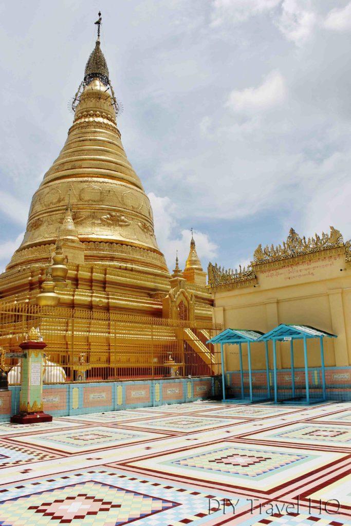 Sagaing Hill Pagoda