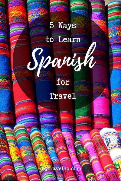 Colourful Central America fabrics