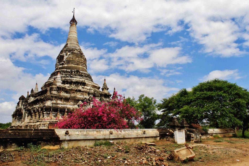 Began ancient temple