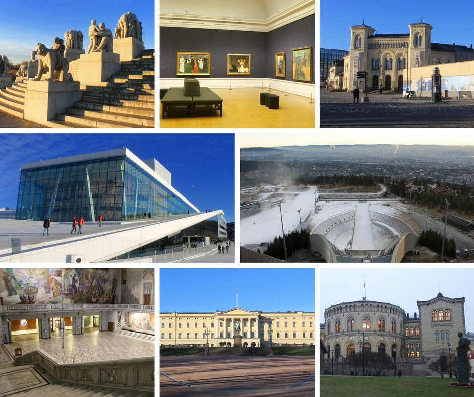 Top 8 Free & Budget Attractions in Oslo