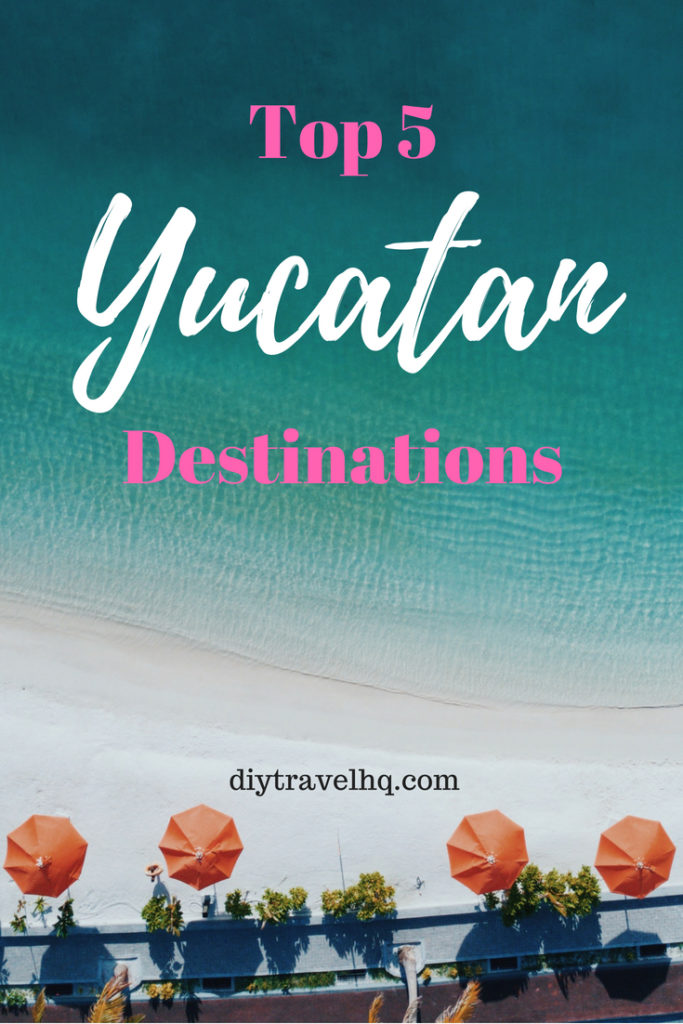 Looking for things to do in the Yucatan, Mexico? Check out our Yucatan travel guide for a list of the best food attractions and places to visit on the Yucatan peninsula #yucatan #mexico #yucatantravel #mexicotravel