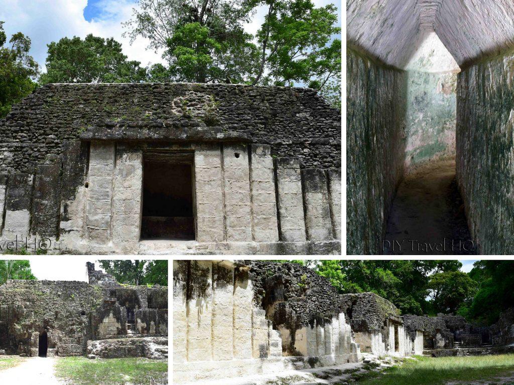 Tikal Acanaladuras Palace