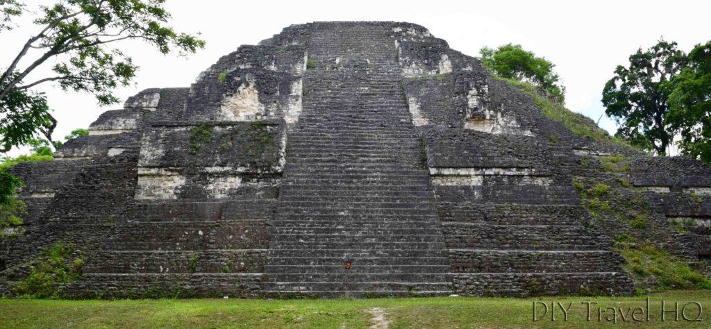 Tikal Ruins Grand Pyramid