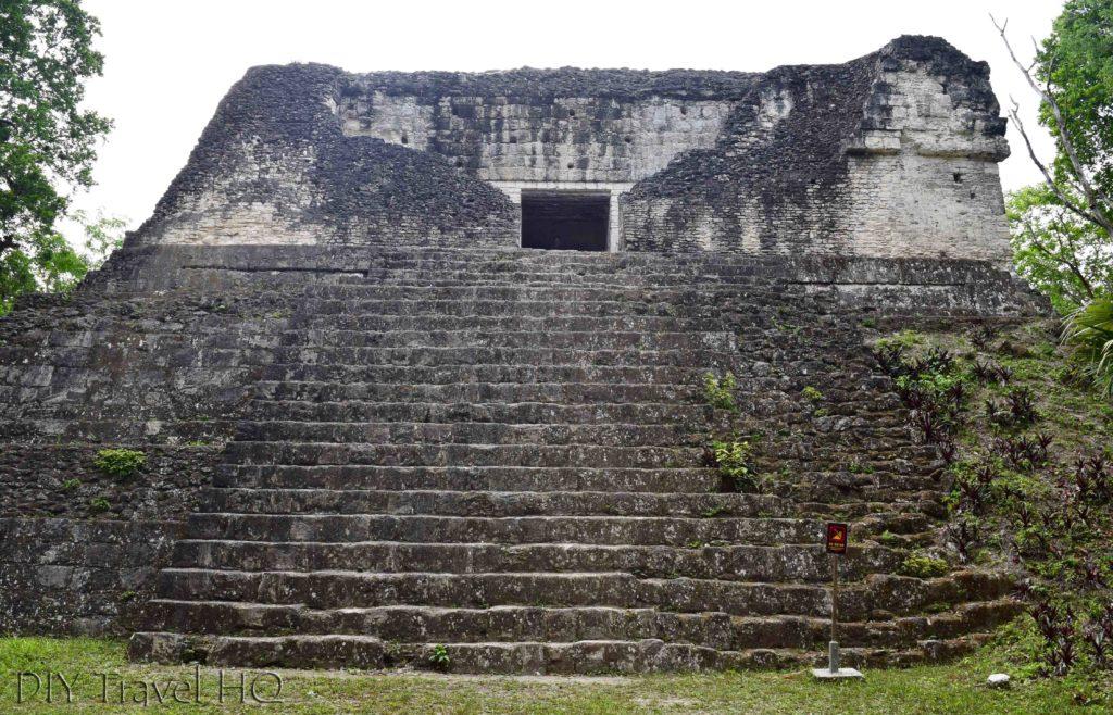 Tikal North Zone