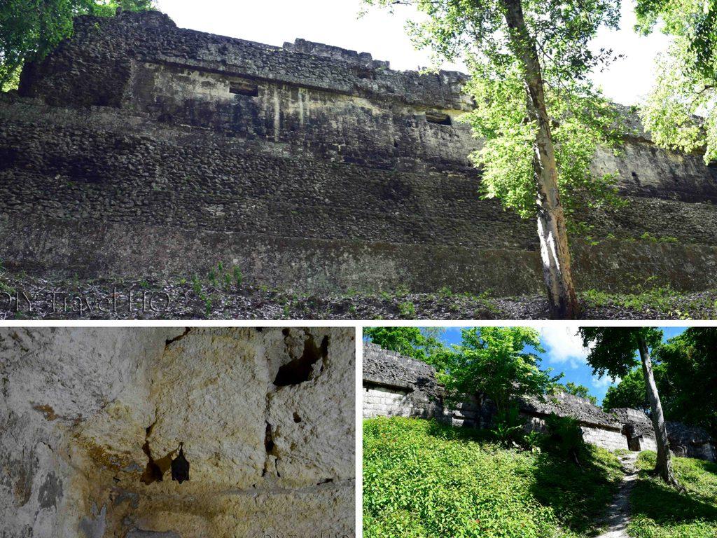 Tikal Palace of the Windows (Bat Palace)