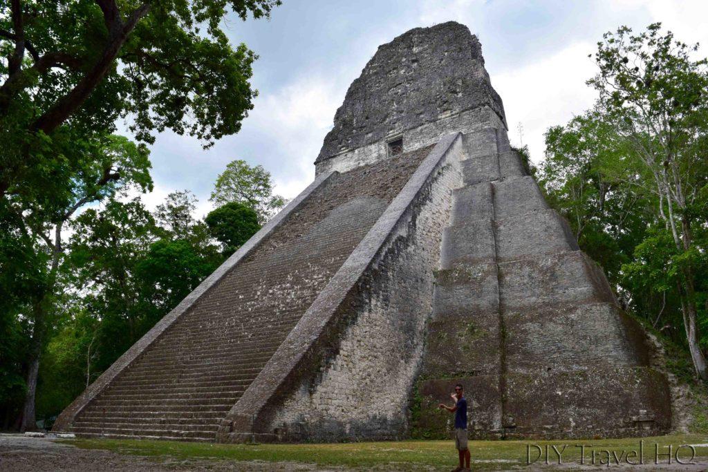 Tikal Ruins Temple V