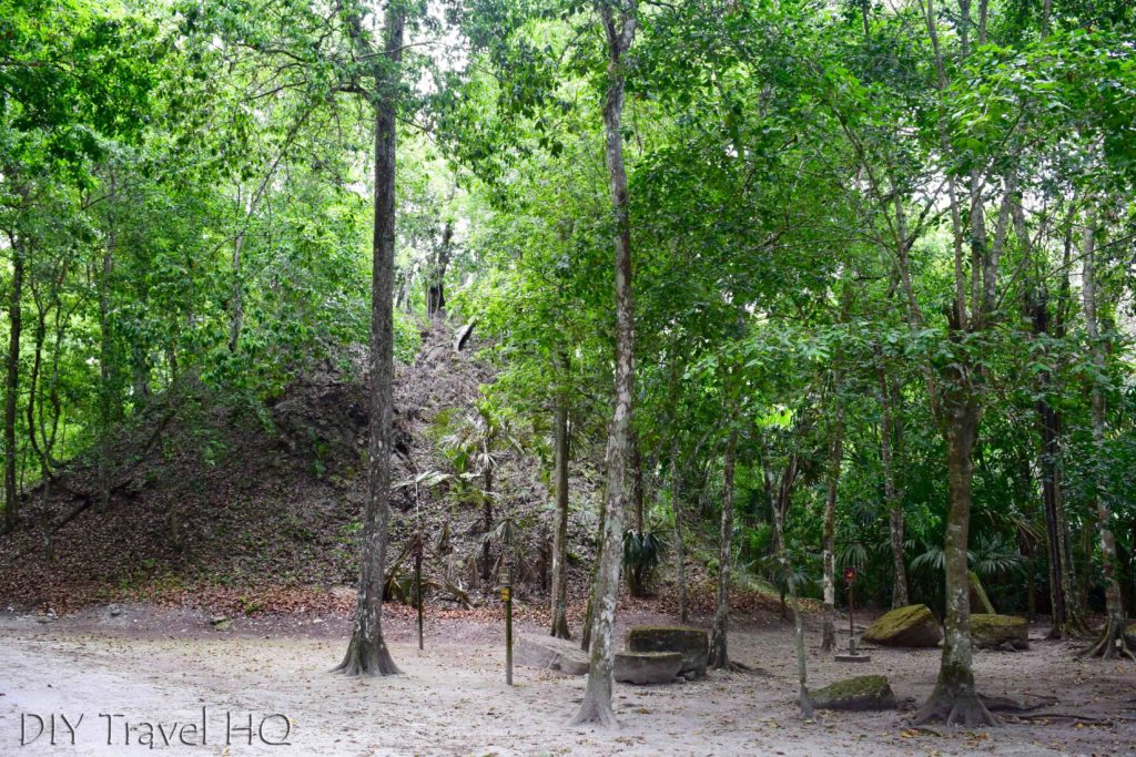 Tikal Twin Pyramid Complex R Unexcavated
